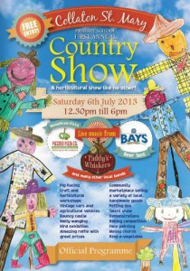 Collaton St Mary Primary School Country Show Programme 2013 Edition