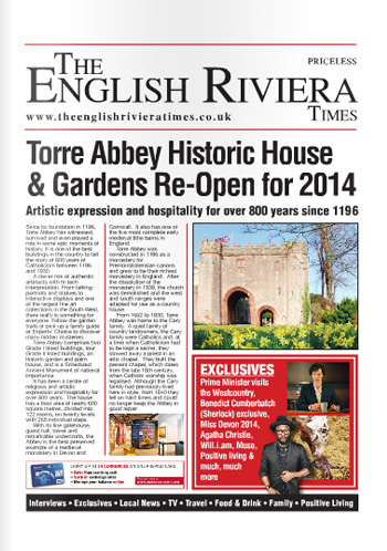 English Riviera Times – April 2014