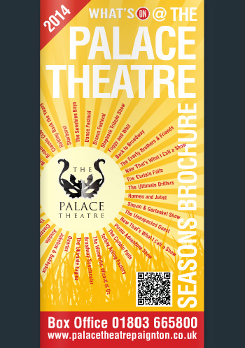 Palace Theatre Brochure – 2014